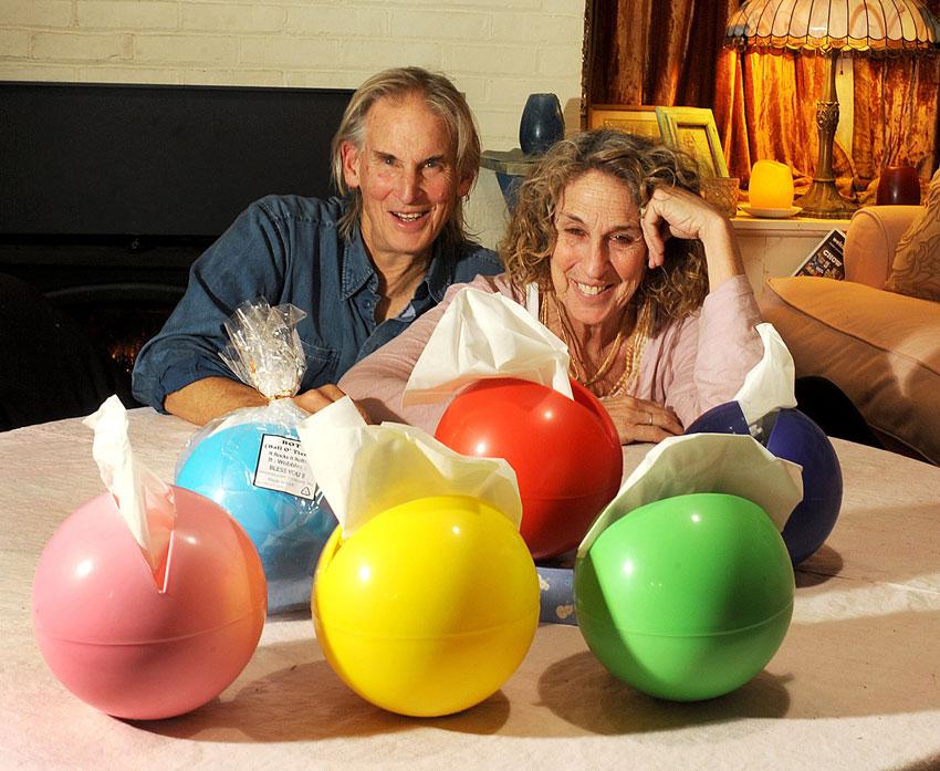 Joel and Nancy Aronie