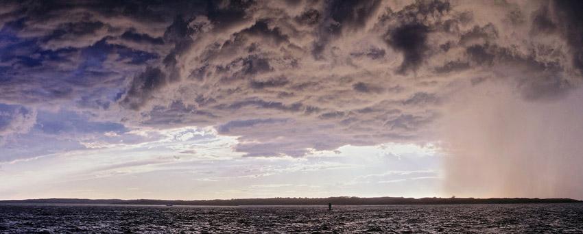 Michael Blanchard Buzzards Bay Storm
