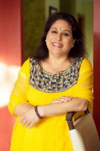 Uma Datta, from India.